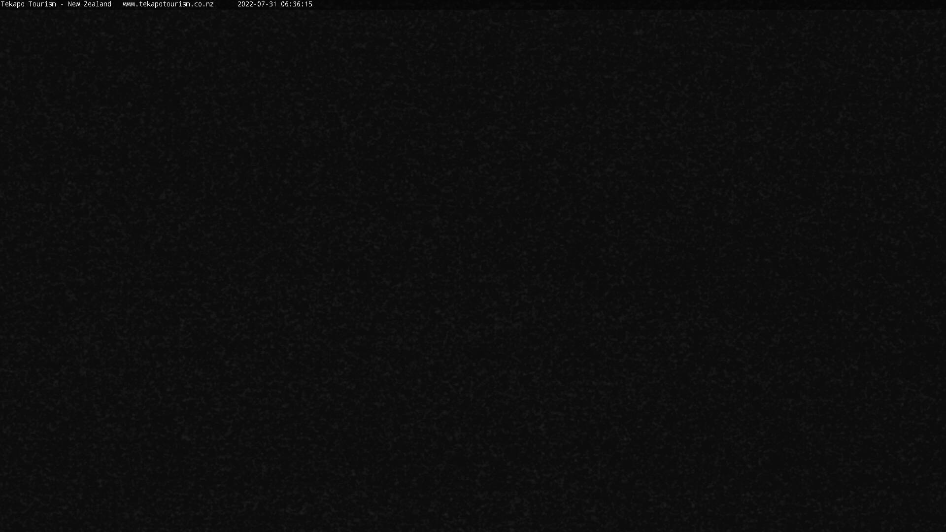 Tekapo Tourism's HD webcam - Mt John Walkway